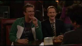 How I Met Your Mother - Bloopers Reel Gag Season 4