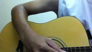Chờ em về - Anh Khang [guitar cover]