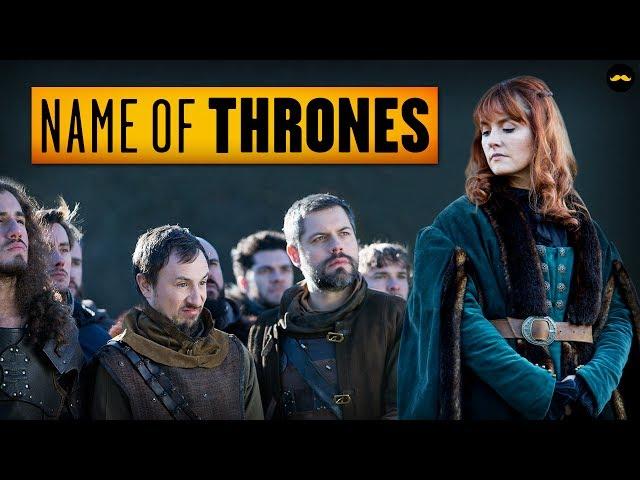 Name of Thrones (Adrien Ménielle)