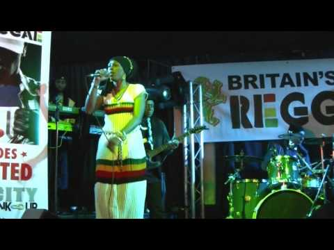 BRITAIN'S GOT REGGAE - HEAT 7 - LIVEWIRE-THE1  & THE MAXIMUM HIGHTS BAND 2/3