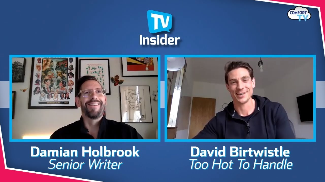 Too Hot To Handle's David Birtwistle on Getting on the Show & More | TV Insider