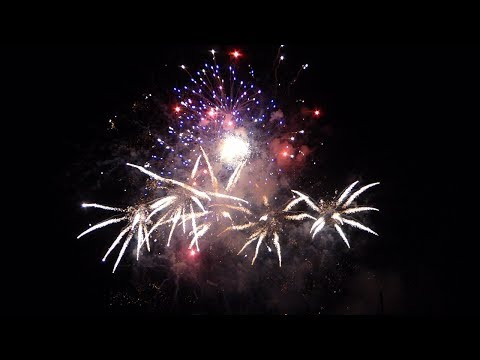 Fireworks - Bos - Portland Waterfront Blues Festival - July 4th 2017