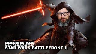 Grandes noticias para los jugadores de Star Wars Battlefront 2