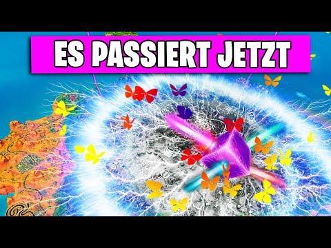 Es PASSIERT JETZT 🎃 Das GRÖßTE Live Event ALLER Zeiten | Fortnite Season 6 Deutsch German