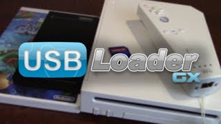 Backup & Play Wii Games on a USB Drive! - USBLoader GX Tutorial