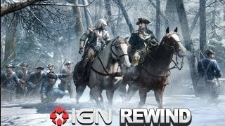 IGN Rewind Theater - Assassin's Creed III King Washington DLC Trailer