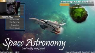 Minecraft Modpack Test: Space Astronomy #02 [3/4]
