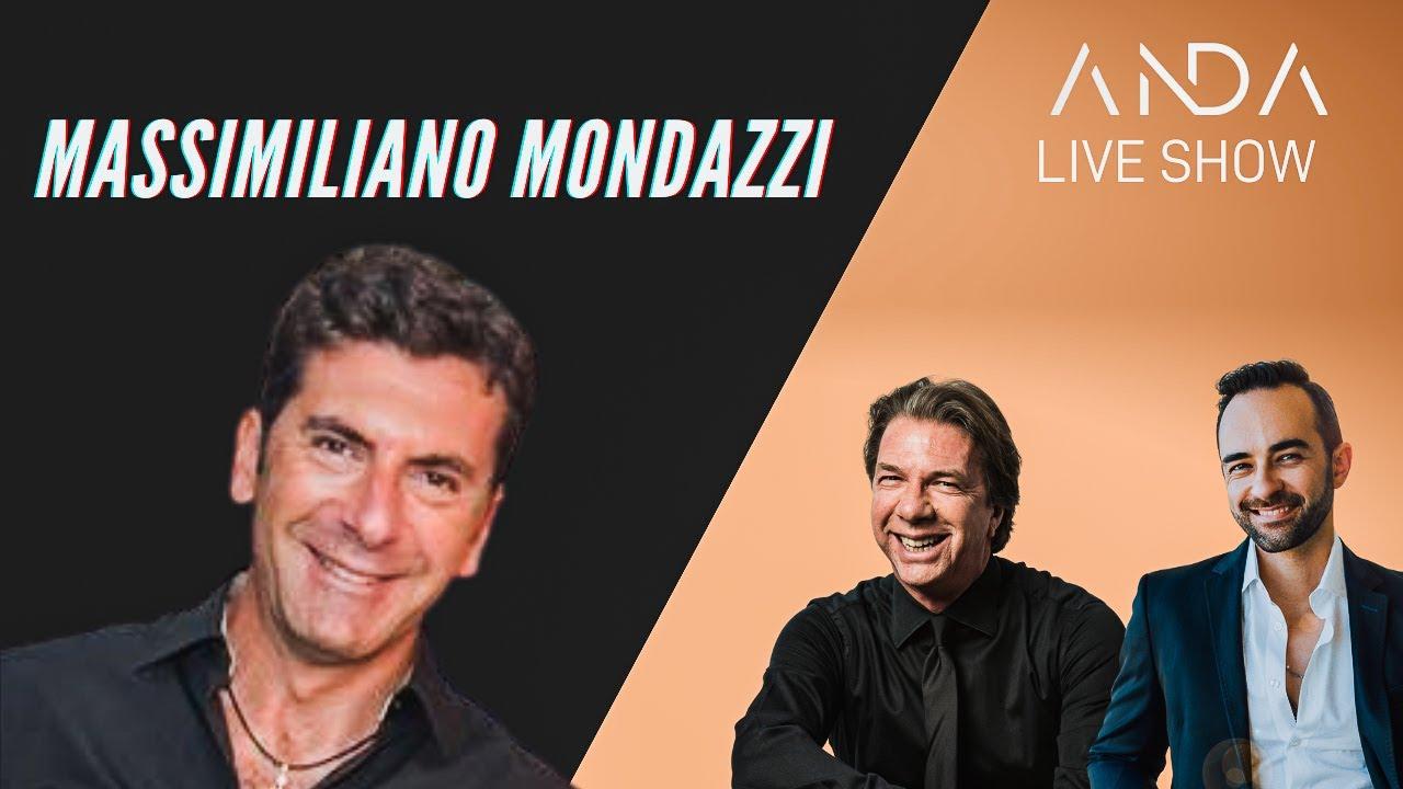 ANDA Live Show con ospite Massimiliano Mondazzi