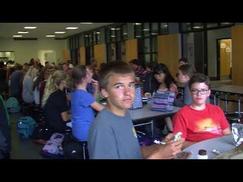 Zeeland East High School Cafeteria Commercial
