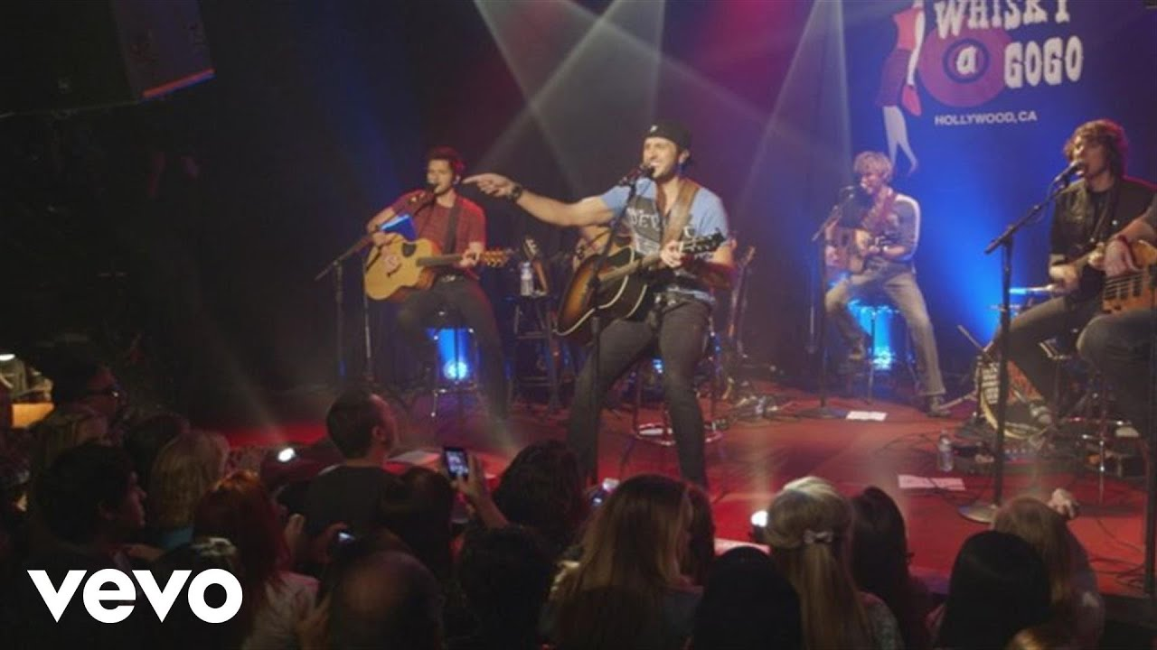 Luke Bryan Live At The Whiskey A Go Go Acm Sessions Download