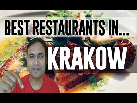 Best Restaurants & Places To Eat In Krakow, Poland