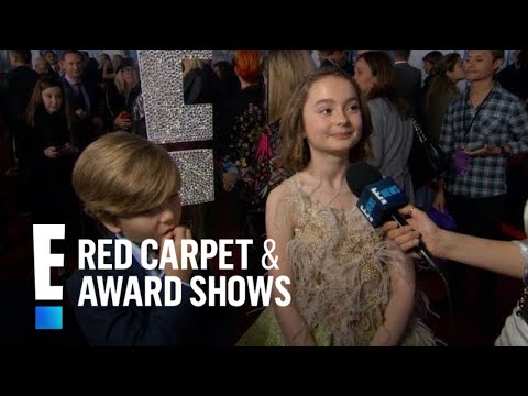 """""""Mary Poppins Returns"""" Young Stars Reveal What's in Their Bag   E! Red Carpet & Award Shows"""