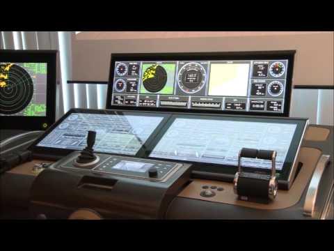 TEAM ITALIA Marine electronic technology application corporate video