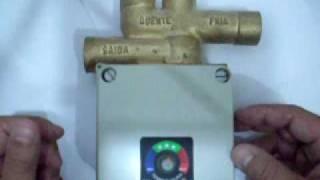 Misturador - Veja agora o Inédito Misturador Automático de Água Quente e Fria