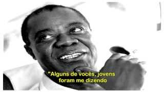Louis Armstrong What A Wonderful World Legendado