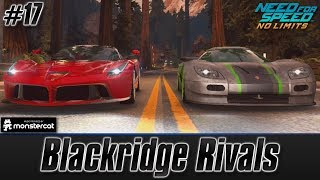 Need For Speed No Limits: Blackridge Rivals (Season 10) [Day 17]