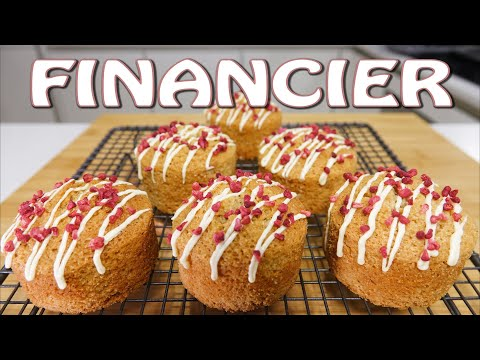 """How to make Financier and why you need to make """"Beurre Noisette"""""""