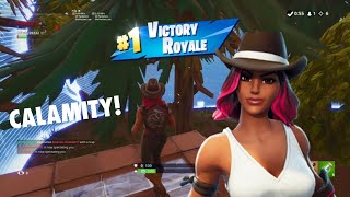 ¡NUEVA PIEL DE CALAMITY COWGIRL! (Fortnite Battle royale)