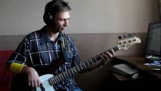 Денис Майданов - Пуля (bass cover)