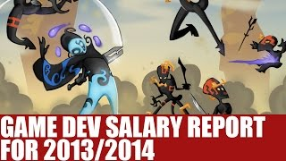 Game Developer Salary Report For 2013 / 2014   57% Made Under $500 In Sales