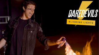 BLINDING LIGHTS - THE WEEKND (ROCK COVER BY DUTCH BAND DAREDEVILS) ⚡
