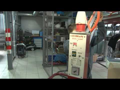 видео: Кузовной цех в ТК ГРАНД, service-tema.ru