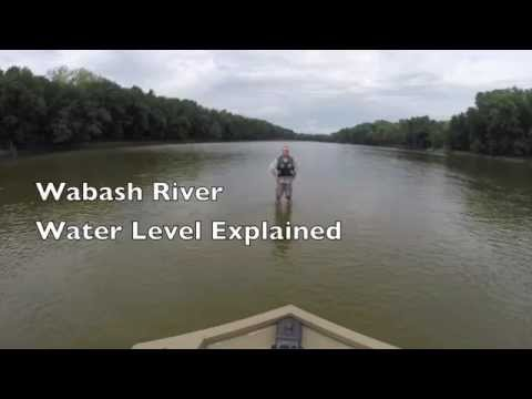 Wabash River Water Level Explained Part 1