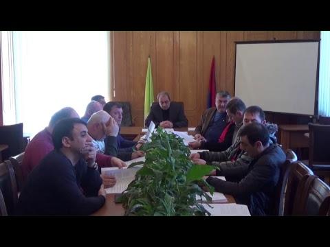 Ավագանու արտահերթ նիստ 04.03.2019