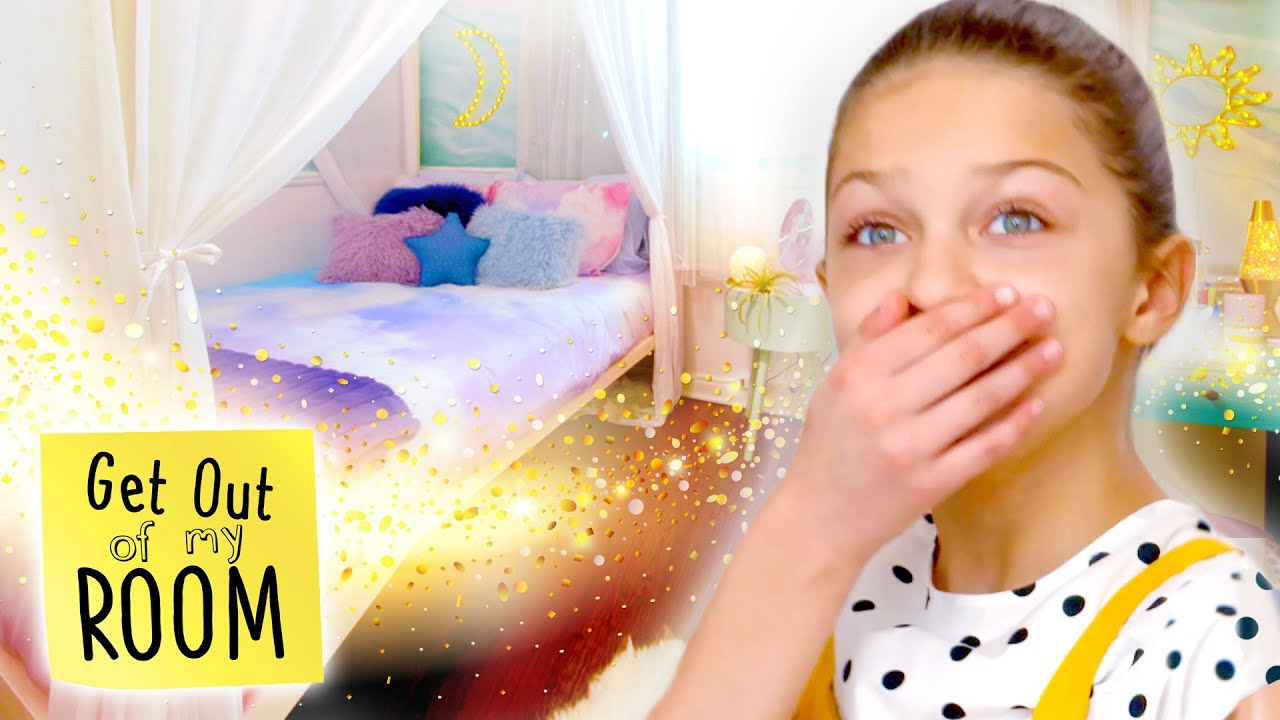 Download Sisters Get Their Dream Rooms!   Get Out Of My Room   Universal Kids