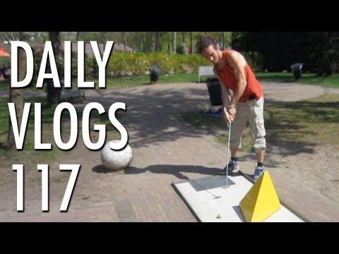 Golfing and Singing | Louis Cole Daily Vlogs 117