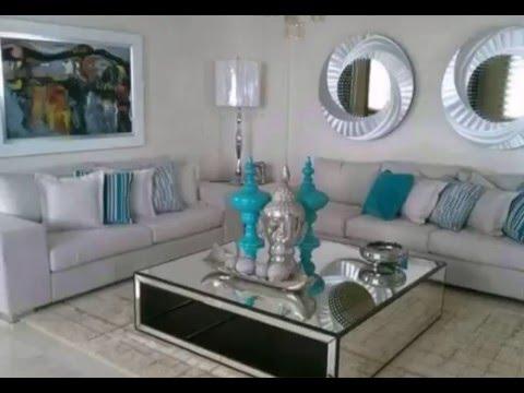 Salas de lujo decoración  perfecta