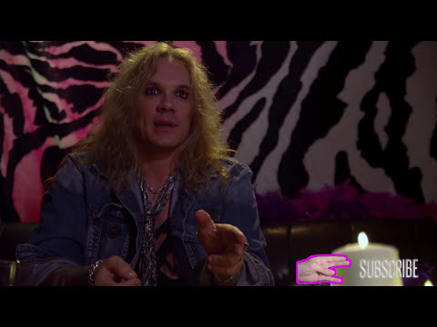 "Steel Panther - ""The British Invasion"" Teaser #4 Stix Zadinia"