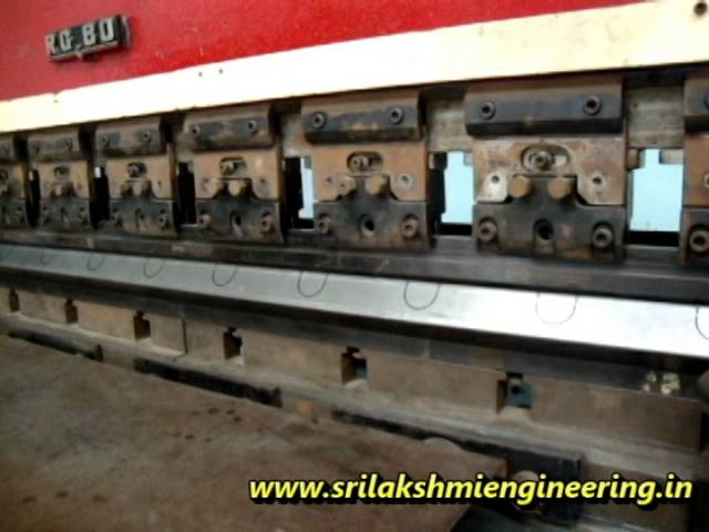 Turning & Fabrication and Material Handling at Sri Lakshmi Engineering