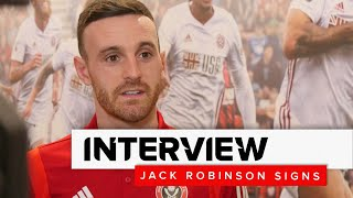 Jack Robinson joins the Blades | Sheffield United signing