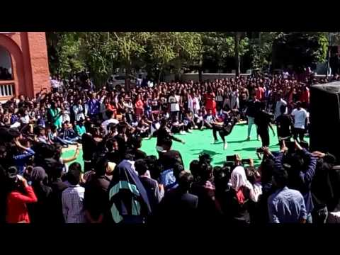 street dance xavier college ranchi feb 2017