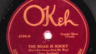 The Road Is Rocky [10 inch] - Mamie Smith and Her Jazz Hounds