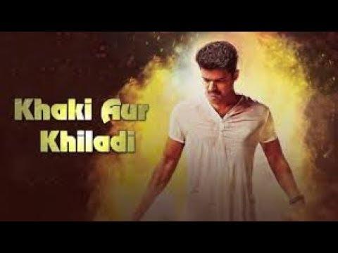 Khaki Aur Khiladi (Kaththi) 2017 New Released Hindi Dubbed Full Movie   Vijay, Samantha