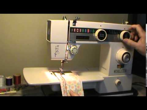 NIFTYTHRIFTYGIRL Vintage Nelco Convertible Freearm Sewing Machine Fascinating Jcpenney Sewing Machine