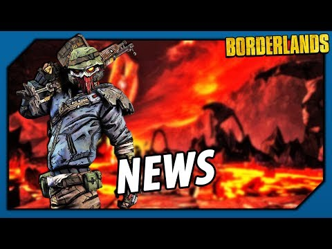 Borderlands 3 - NO E3 REVEAL! BUT 'Anticipated Game' in 2018 / 19 |