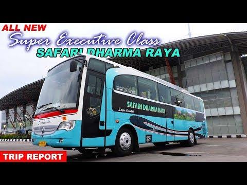 ALL NEW SUPER EXECUTIVE CLASS Safari Dharma Raya | Trip Report Jakarta—Temanggung—Yogyakarta