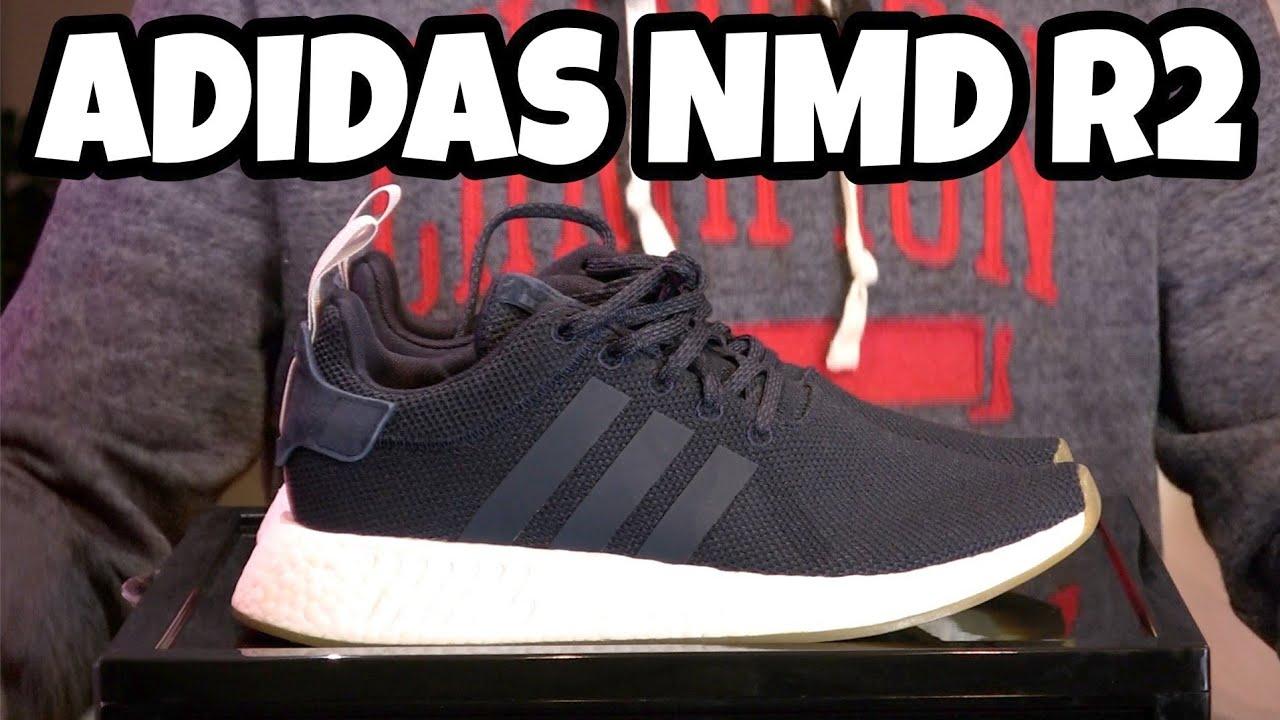 Adidas NMD R2 Recensione Review ITA - YouTube e9b6ff73af9