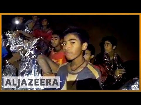 🇹🇭 Four more boys rescued from flooded Thailand cave | Al Jazeera English