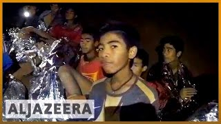 🇹🇭 Four more boys rescued from flooded Thailand cave   Al Jazeera English