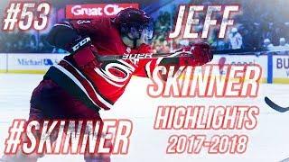 JEFF SKINNER HIGHLIGHTS 17-18 [HD]