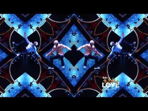 The Beatles LOVE by Cirque du Soleil