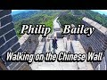 Download Philip Bailey - Walking on the Chinese Wall  (TRADUÇÃO)