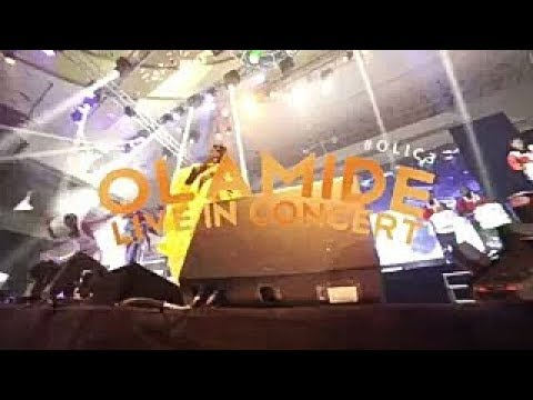 Olamide Live In Lagos The Concert 4 [2017] #OLIC4 | All You Need To Know