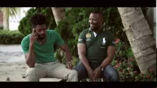 Basketmouth and Okey Bakassi fights over Glo Recharge Card Recharge 2 Stardom - Archived