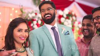 Dharala Prabhu - Title Track   Pakku Vethala Mathi Mudichu Song   Wedding Song 2020   Yukthi Studios