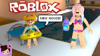 My Roblox Baby Goldie and I Get a New Roomate in Bloxburg Roleplay - Titi Games
